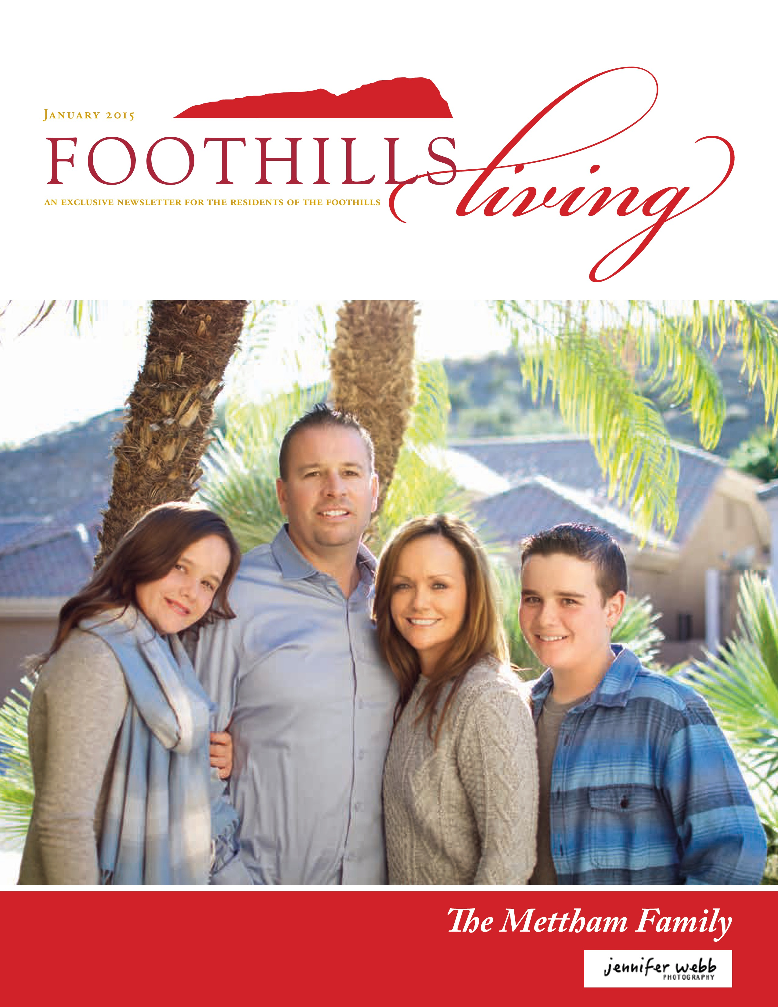 100+ WWC Valley of the Sun featured in Foothills Living Magazine