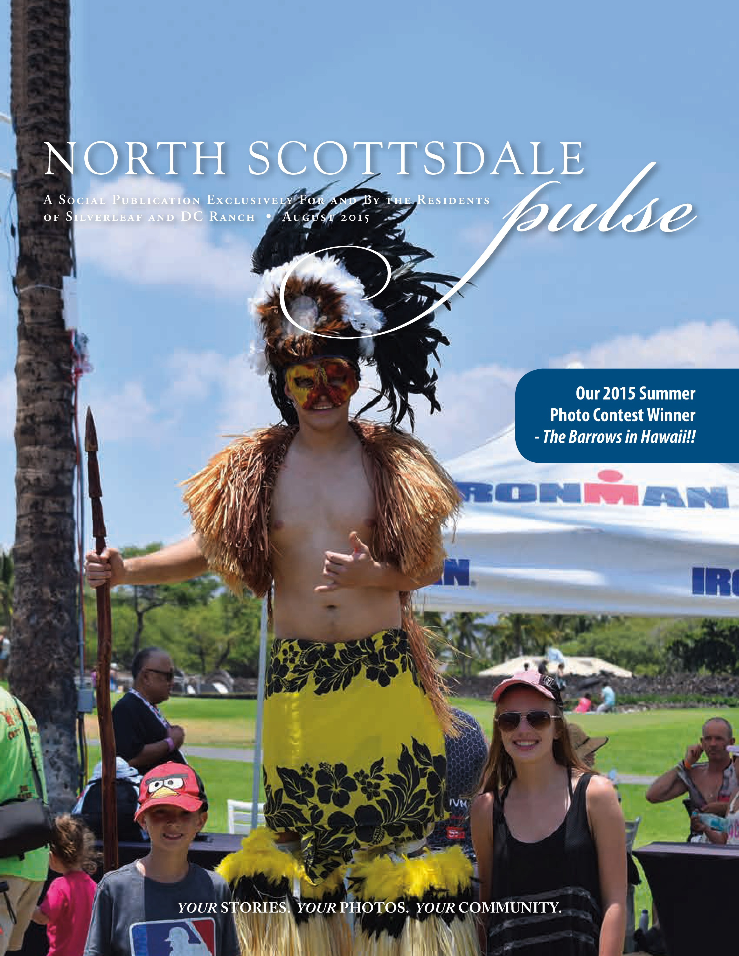 North Scottsdale Pulse August 2015