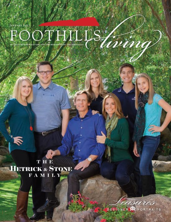 Foothills Living Article